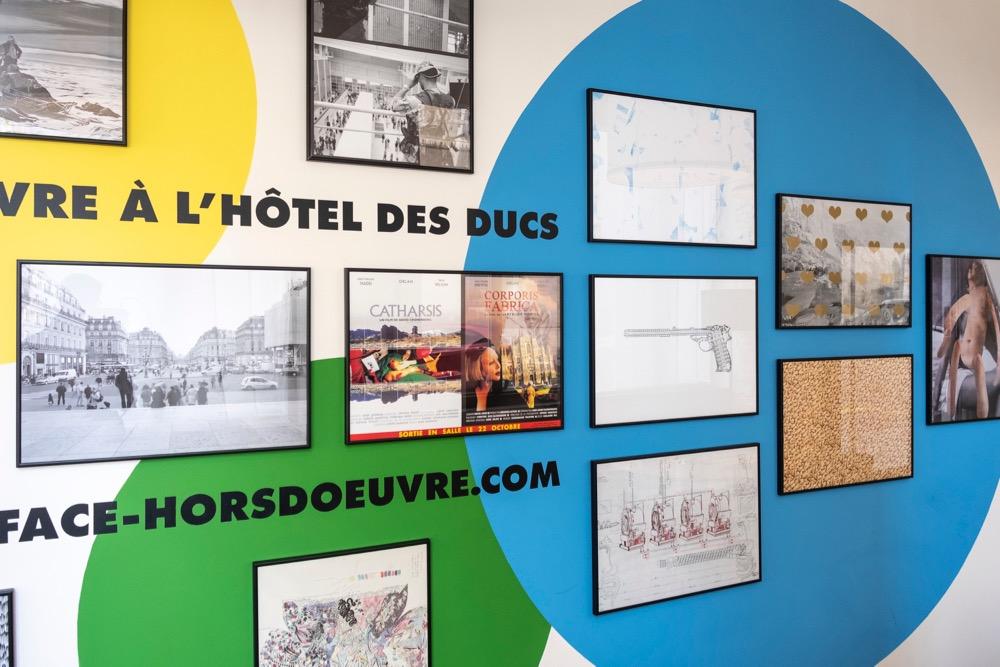 horsd'oeuvre à l'hôtel des ducs – #3/3