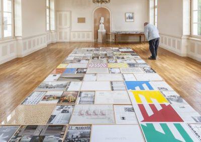 Une Partie de Campagne – week-end/parcours d'art contemporain- à Chassagne-Montrachet